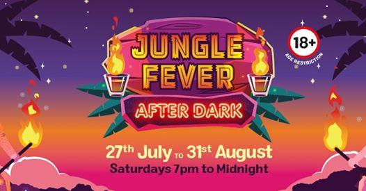 Eklectica FESTIVAL NEWS: Jungle Fever After Dark updated their website address.