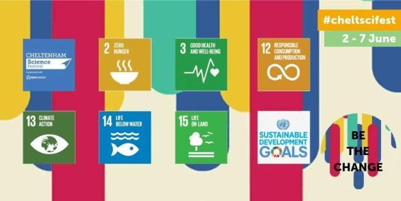 Sustainable Development Goals at #cheltscifest