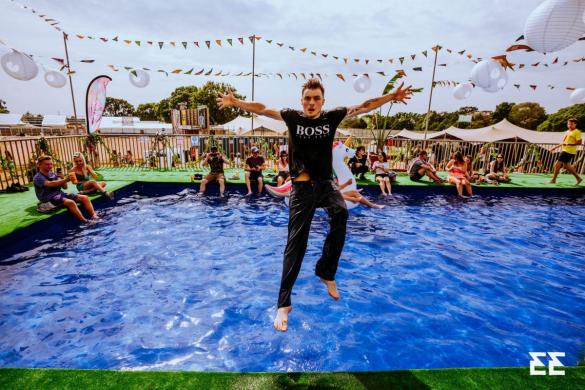 Who else is missing summer and the Eastern Electrics pool party?...