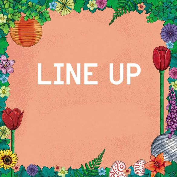 EDEN LINE-UP INCOMING
