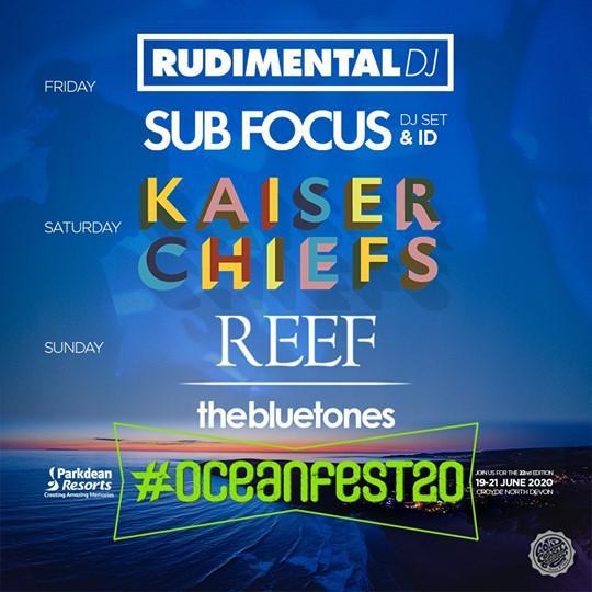 #Oceanfest20 Box Office - GoldCoast Oceanfest