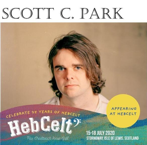 Proudly announcing Scott C. Park to this year's line up!...