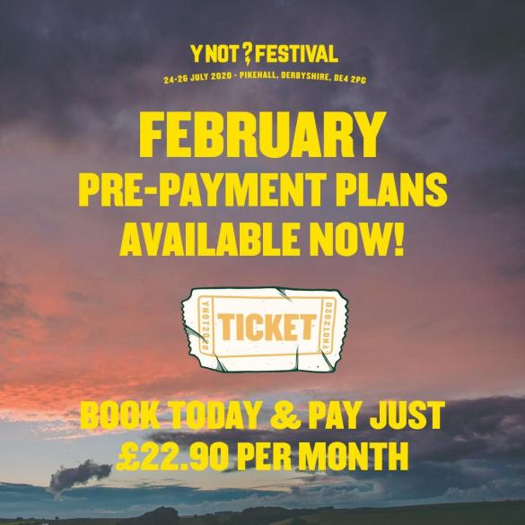 Don't forget February payment plans are available NOW! Only £22.90 per month for...