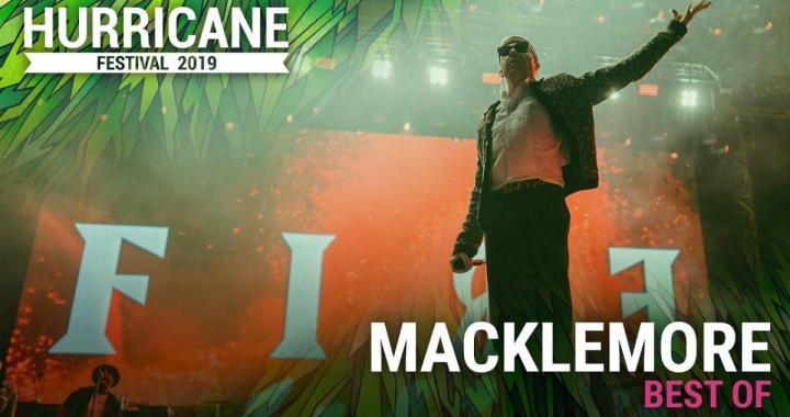 FESTIVAL HIGHLIGHTS: Macklemore – Hurricane Festival (Highlights)