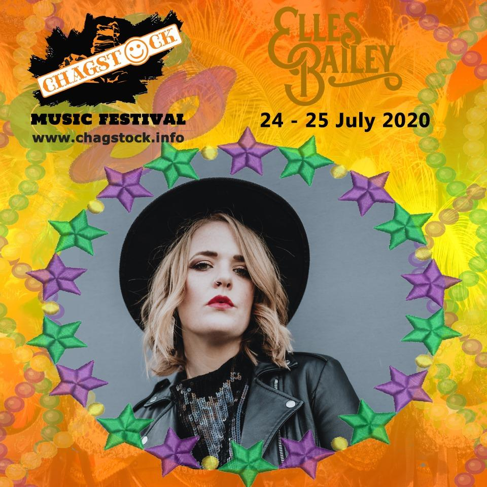 Another amazing addition to the line up for Chagstock Festival....