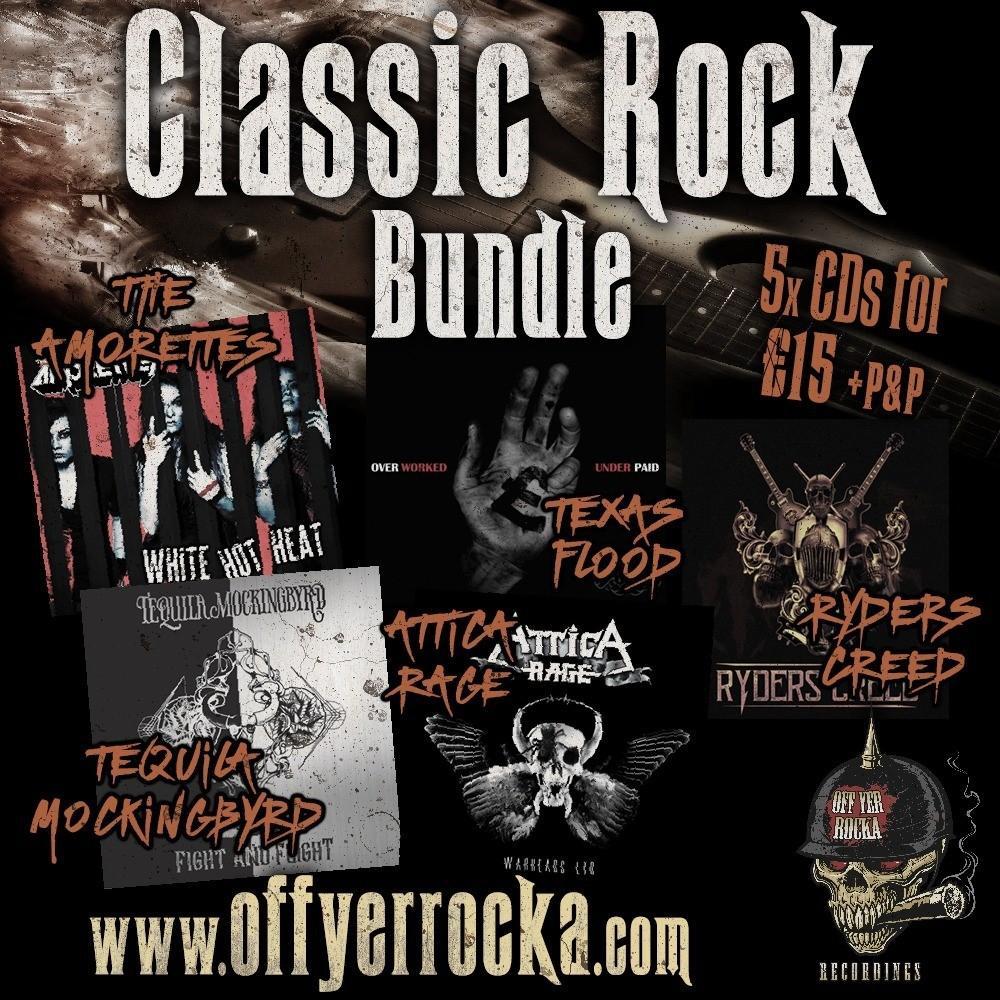 Classic Rock Bundle!!...