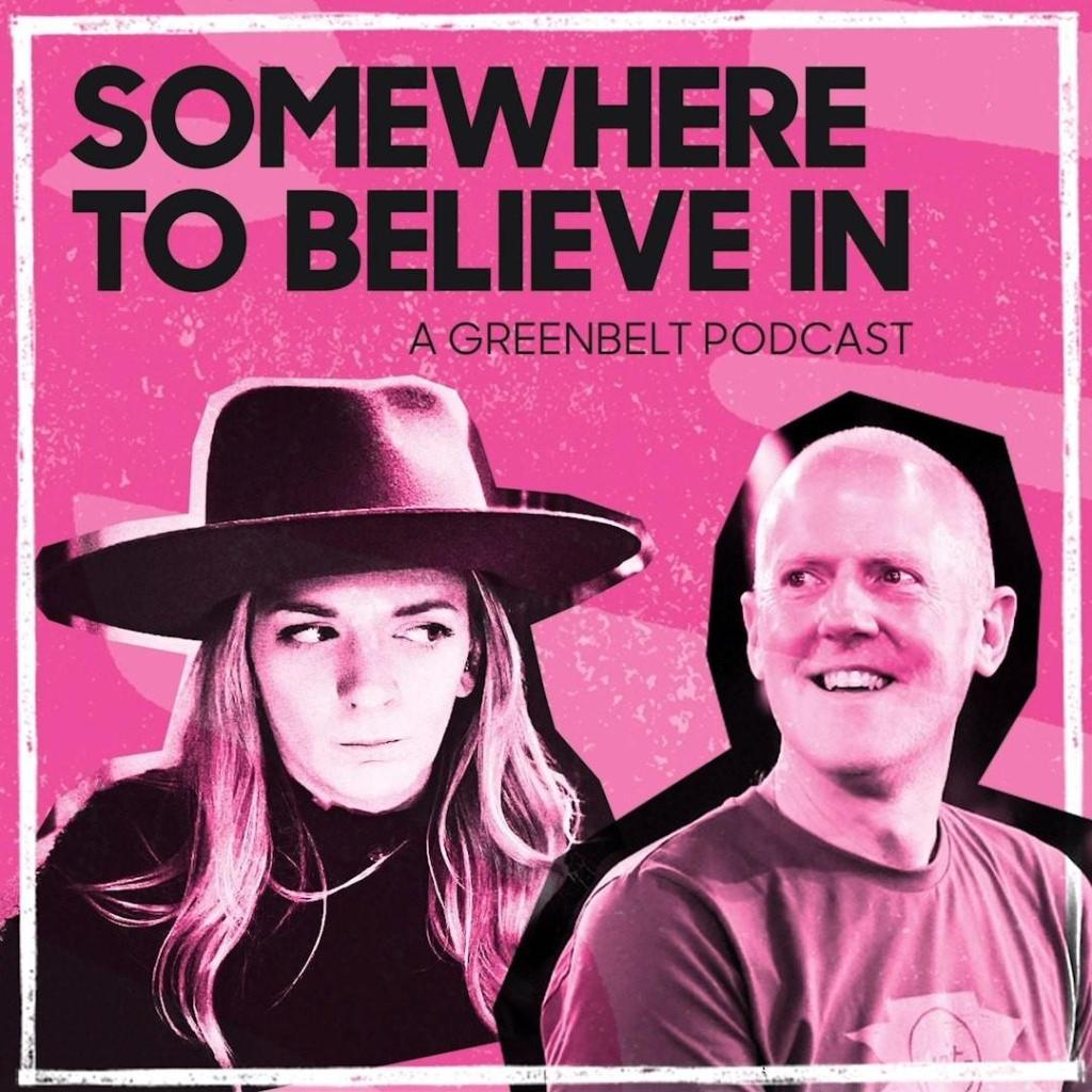 Somewhere To Believe In with Roman Krznaric on Empathy