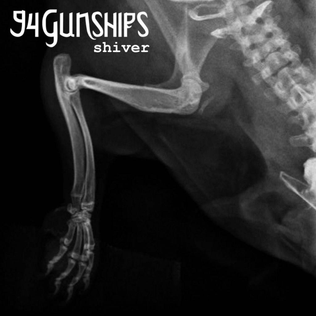 94 GUNSHIPS RELEASE SINGLE 'SHIVER' VIA PHLEXX RECORDS