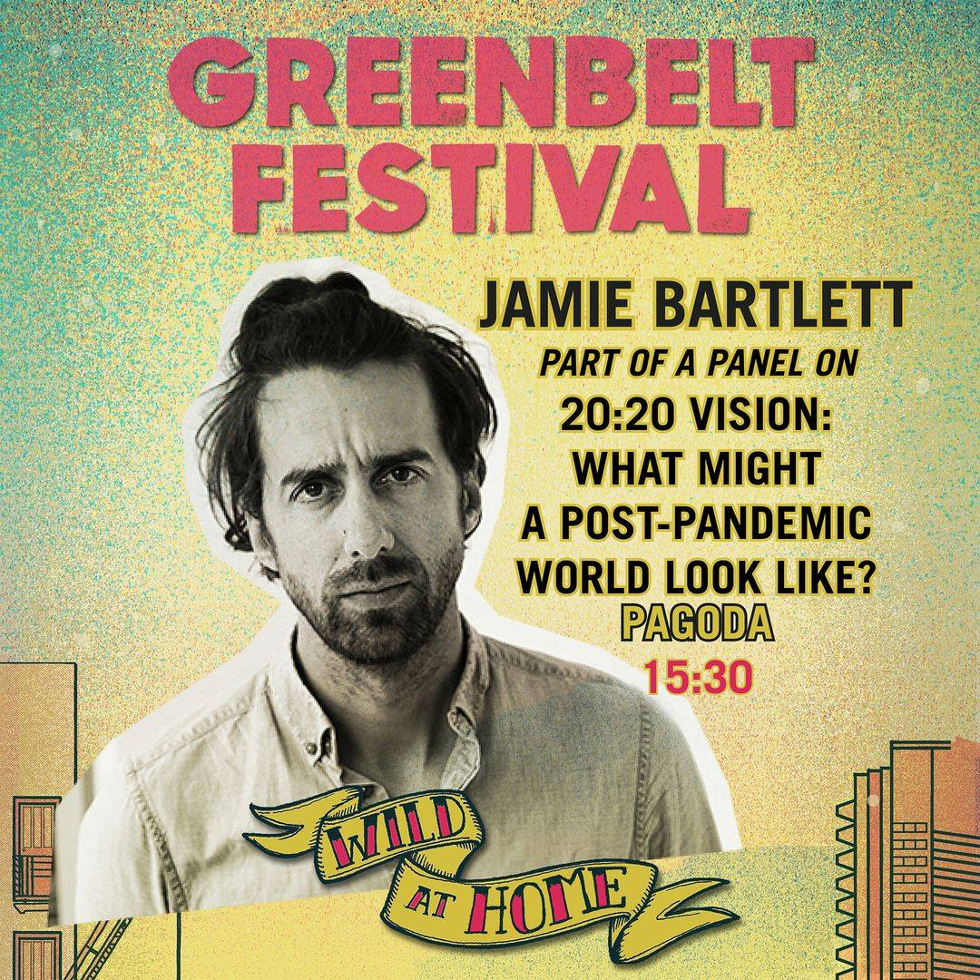 After his Greenbelt debut last summer, we're delighted that the insightful and p...