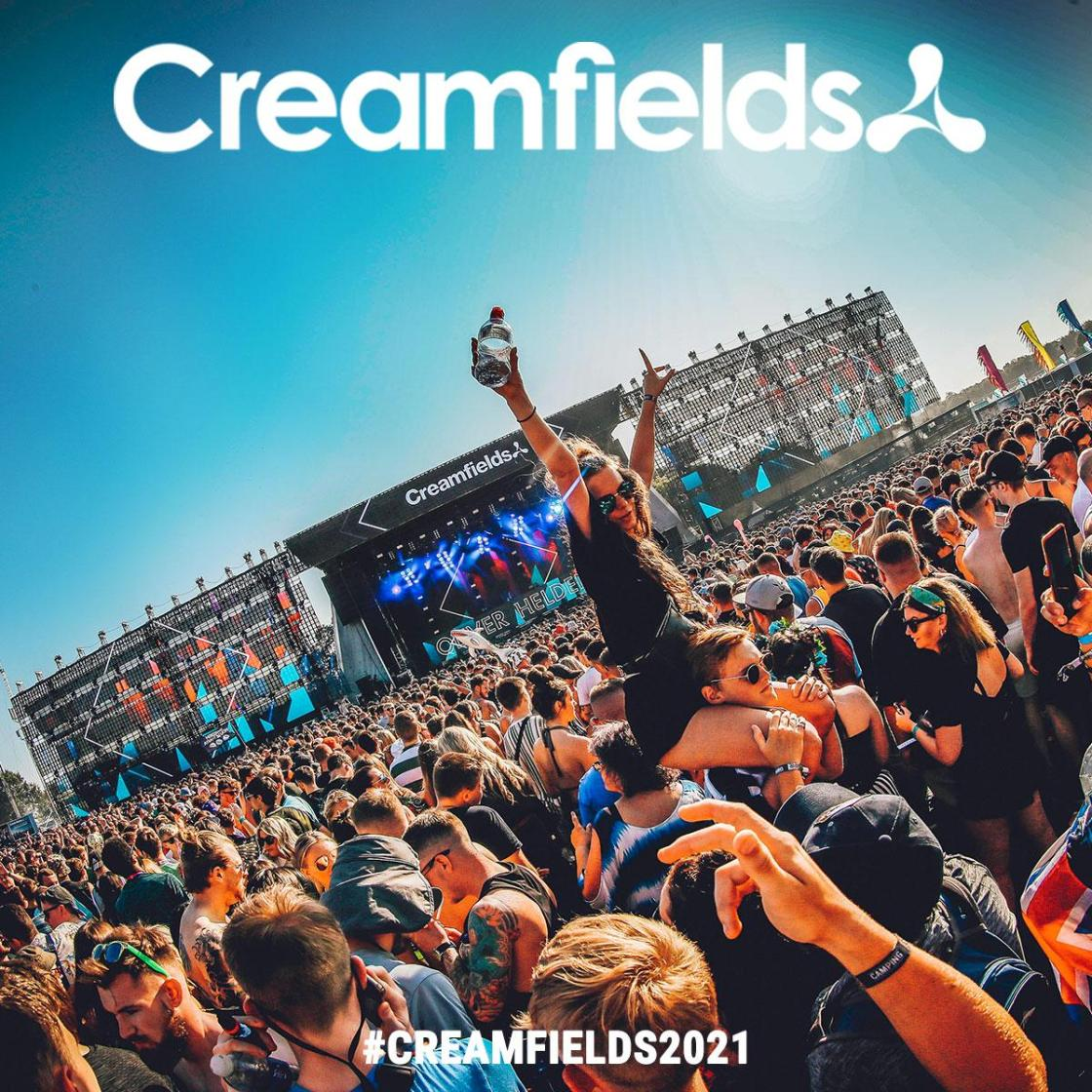 That feeling when you finally book your #Creamfields2021 ticket!  Have you booke...