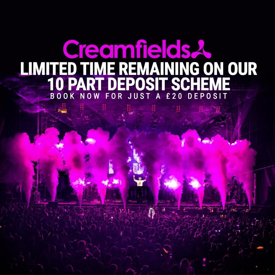 There is now limited time remaining to join our 10 Part Deposit scheme. Secure y...