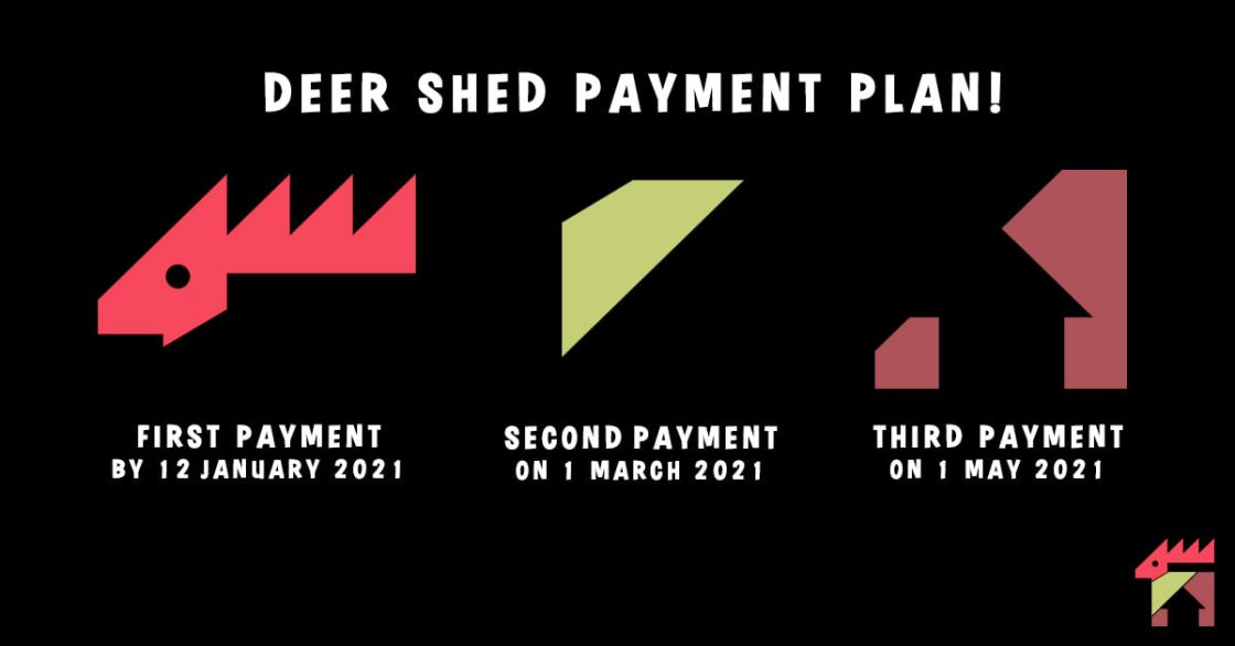 Our brand new ticket payment plan is here! You can now split the price of your ...
