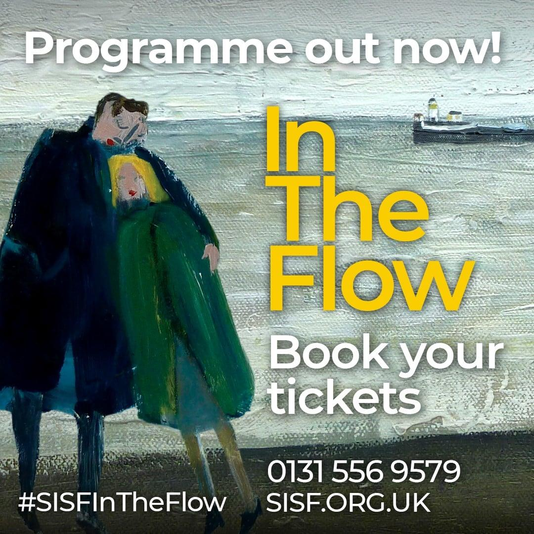 Check out the programme from our friends Scottish International Storytelling Fes...