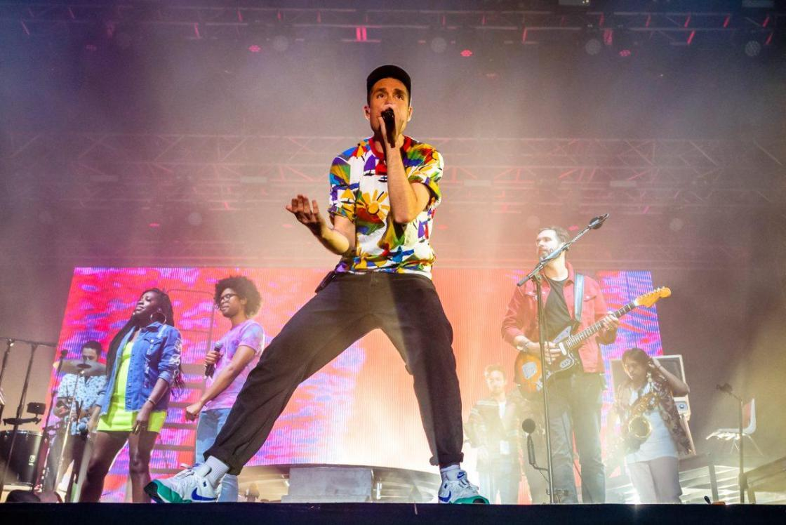 Our #Latitude2021 headliners Bastille are well known for taking on some pretty i...