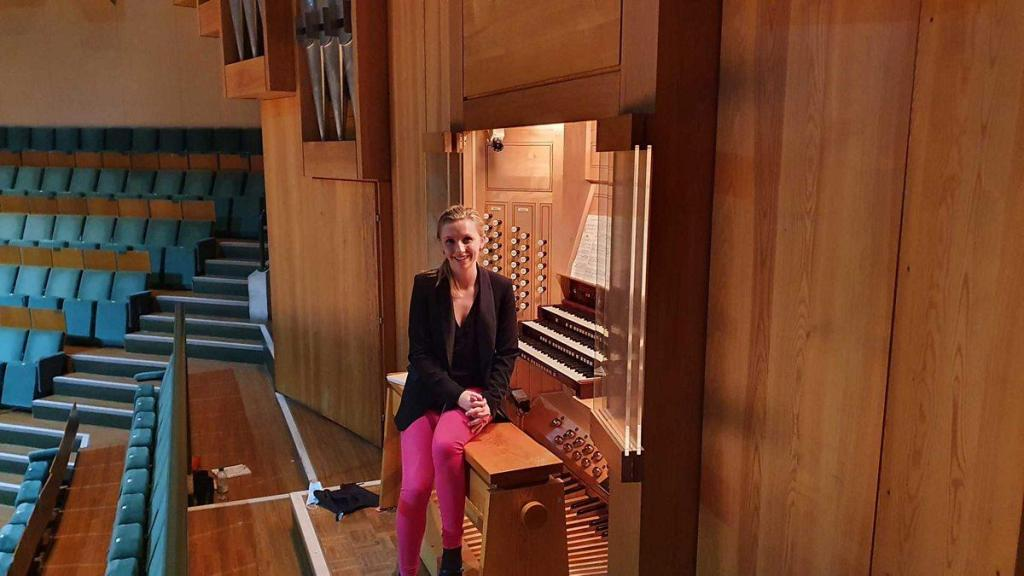 BBC Radio 3 - Radio 3 Lunchtime Concert, Organ music by Gowers, Park, Ravel and Kerensa Briggs