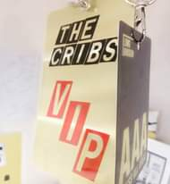 Congrats to @thecribs on the release of their new album today. Can't make it to ...