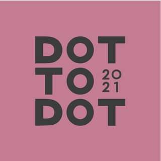 """May be an image of text that says """"DOT TO 21 20 DOT"""""""