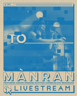 Tonight's the night for a live steam from Mànran. Pay what you want but do pleas...