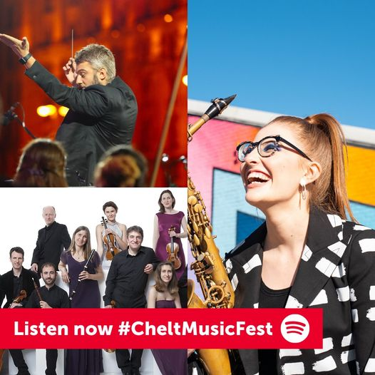 Can't wait for #CheltMusicFest 2021? We've put together a playlist featuring the...
