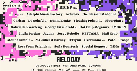 Field Day London 2021