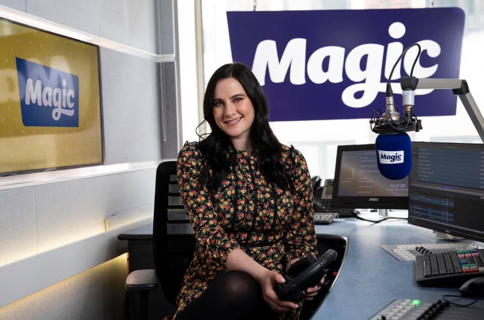 Tune into Kat Shoob on Magic Radio at 1pm this weekend and next weekend to be in...