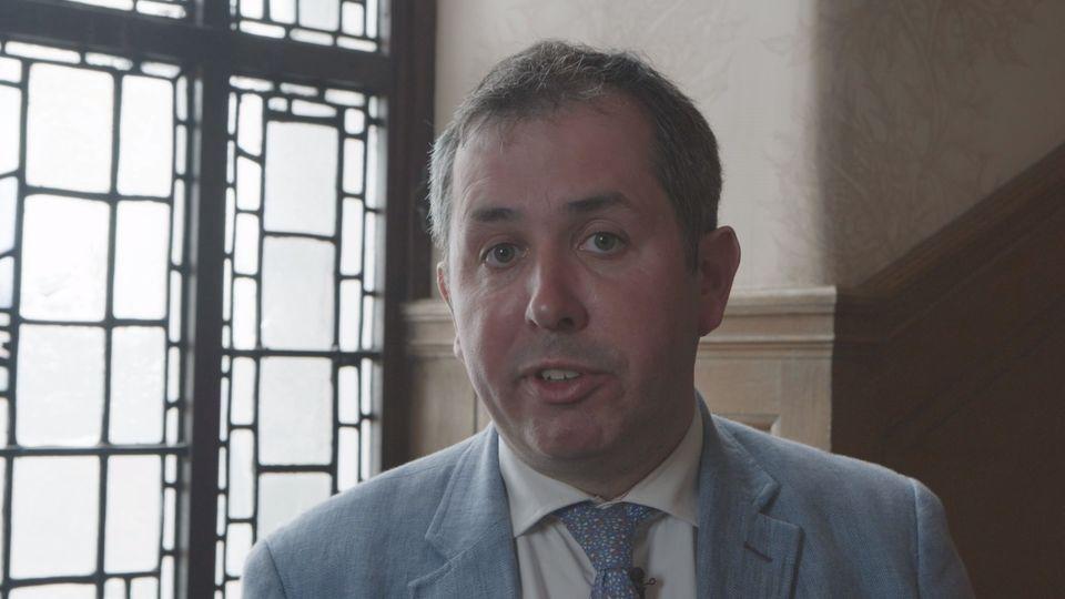Councillor Jason Rust, Chair of Edinburgh Jazz & Blues Festival welcomes the...