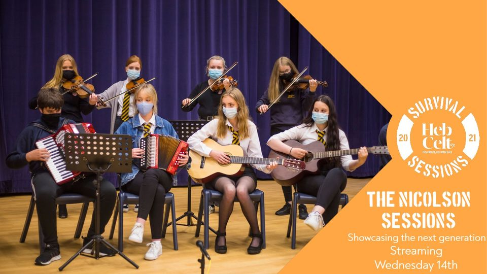The Nicolson Sessions - Showcasing the next generation...