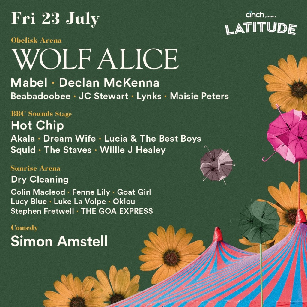 Take the hassle out of getting to Latitude with Big Green Coach. Choose from ove...