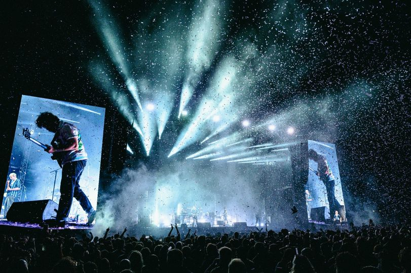 Foals   were the perfect end to an incredible weekend back in Victoria Park. We thank you all for jo...