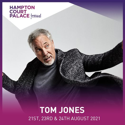 The legendary Sir Tom Jones joins us this evening for the first of three perform...