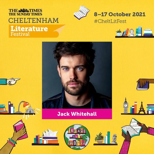 Just announced! Actor and comedian Jack Whitehall will join parents Michael and...