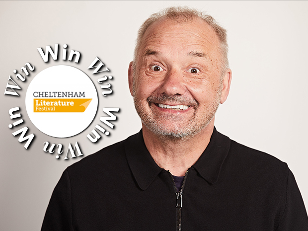 Win Bob Mortimer tickets at Cheltenham Literature Festival and afternoon tea at The Daffodil - SoGlos