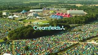 Alexa, fast forward to #cinchxCreamfields 2022  Signup for tickets now  creamfie...