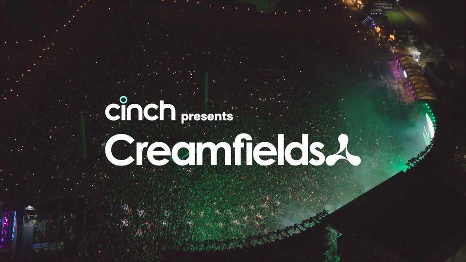 Wishing we were back  Sign up now for #cinchxCreamfields 2022 tickets  creamfiel...