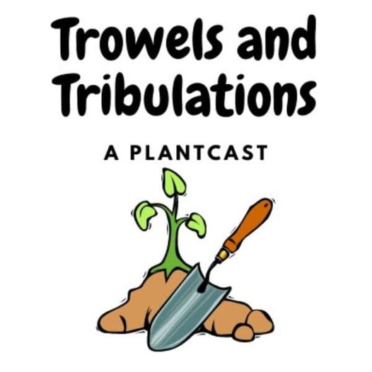 Some lovely Sunday evening podcast listening here from Trowels and Tribulations....