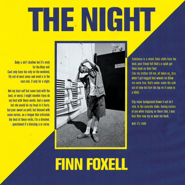 Finn Foxell dropped another banger...