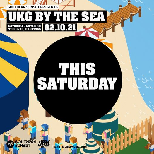 IT'S UKG BY THE SEA WEEK!!! Who's joining at The Oval in Hastings this Saturday for a celebration of...