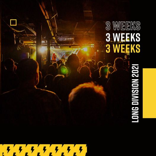 We're crossing off the days! Only three weeks to go until we're welcoming you ba...