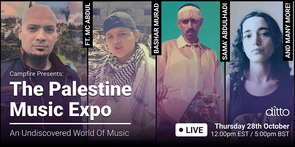 Campfire Presents: Palestinian Music Expo