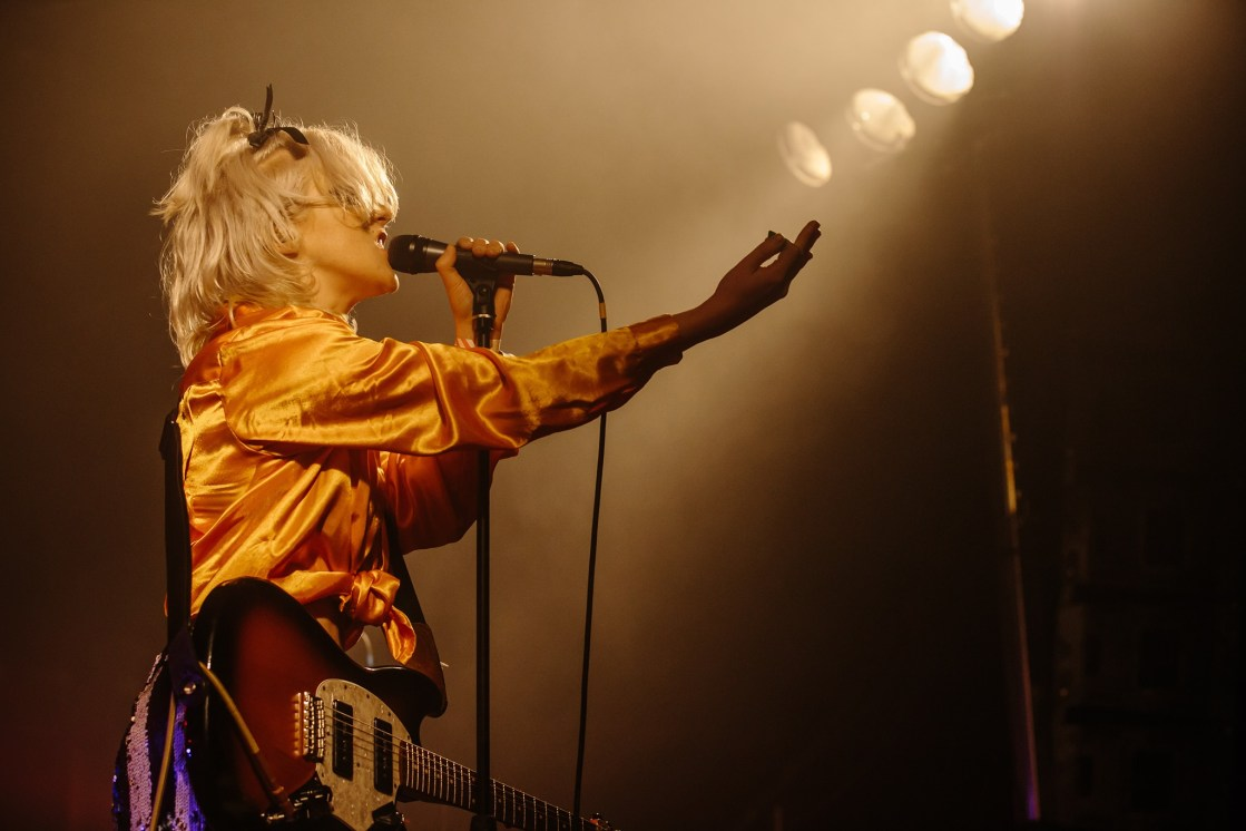 TBT  to Black Honey smashing the Quarry Stage in (guess the year)...