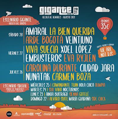 GIGANTE 2021