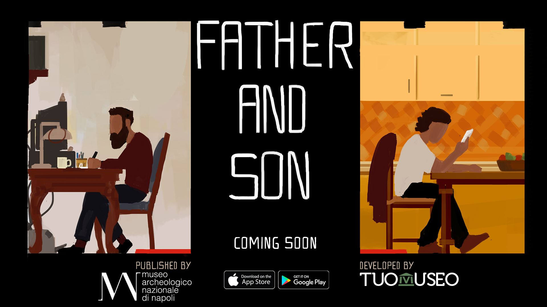 Scarica il Gioco del MANN - Father and son