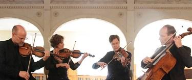 27. Cuarteto Mandelring, Alemania - François Kieffer, violonchelo, Francia - Laurent Marfaing, viola, Francia - (Cuarteto Modigliani), Francia - Laura Ruiz Ferreres, clarinete, España