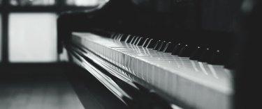6. Ganadores del concurso Piano a cuatro manos