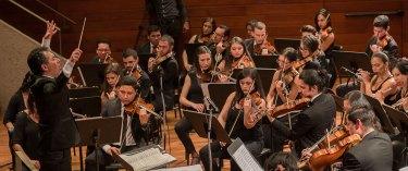 41. Nueva Filarmonía - Director: Ricardo Jaramillo, Colombia - Concierto Didáctico