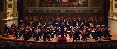 51. Ensayo de la Orquesta del Festival de Dresden
