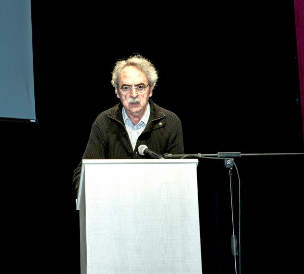 El discurs de Miquel Obiols, el president honorífic del festival.