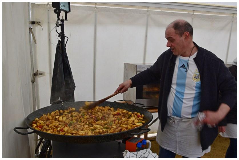 Franco Rizzo, du restaurant Caminito