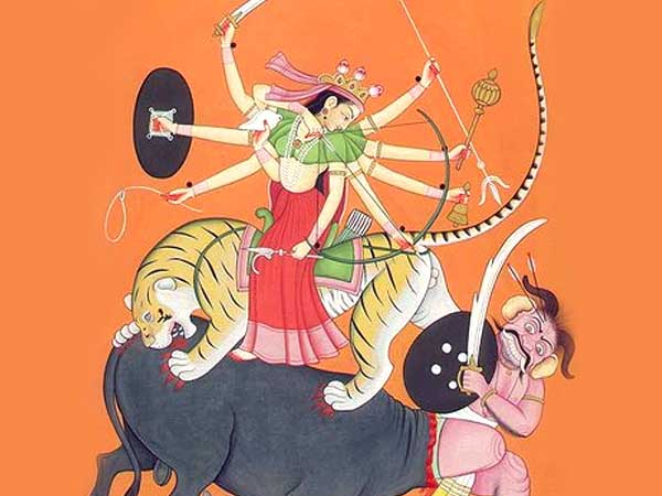 History of Navratri