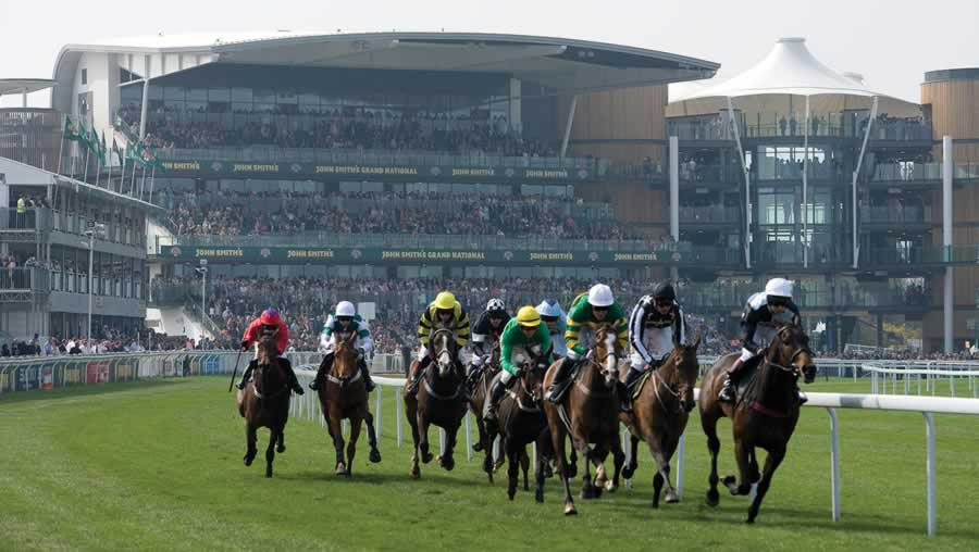 Aintree Grand National The Famous Steeplechase Won 3